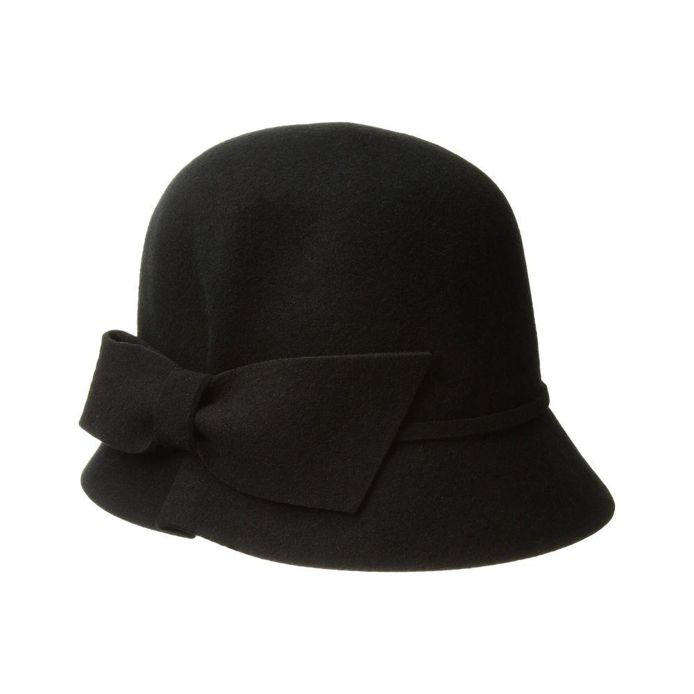 ベットマー Betmar レディース 帽子 ハット【Dixie】Black