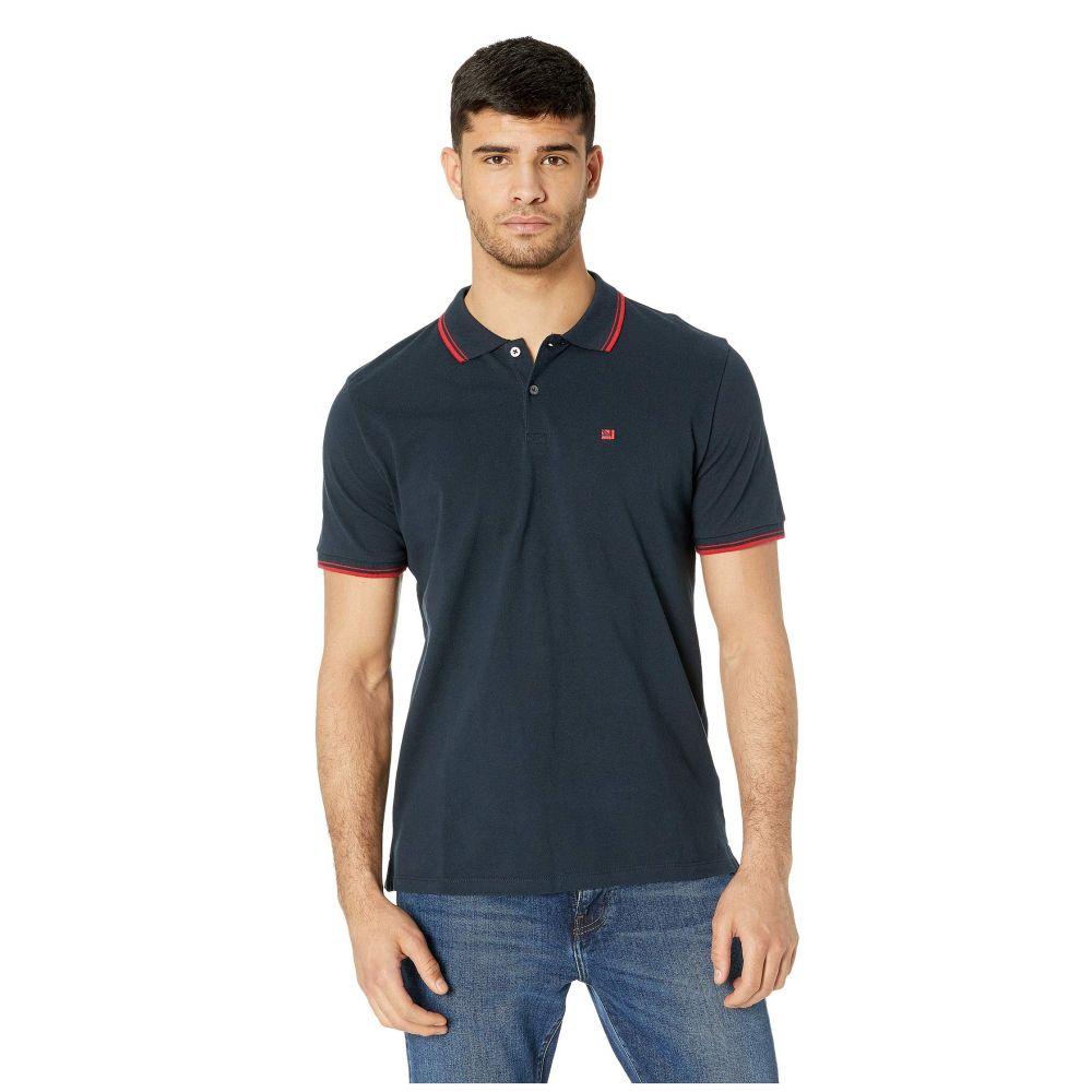 ベンシャーマン Ben Sherman メンズ トップス ポロシャツ【Romford Polo Shirt】Staples Navy