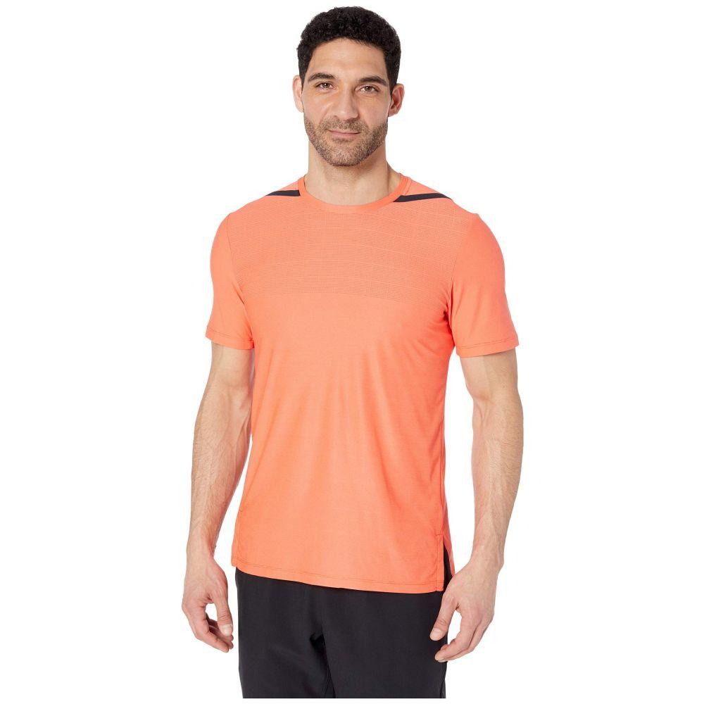 ナイキ Nike メンズ トップス【Dry Top Short Sleeve Tech Pack】Total Orange/Team Orange/Black