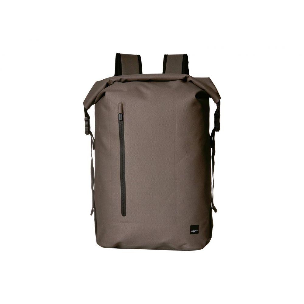 モノ KNOMO London メンズ バッグ バックパック・リュック【Thames Cromwell Roll Top Backpack】Khaki
