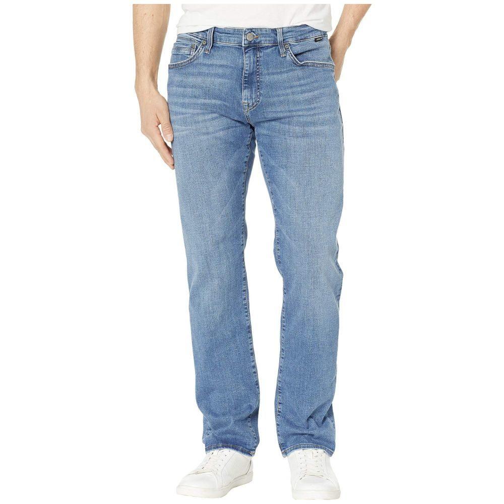 マーヴィ ジーンズ Mavi Jeans メンズ ボトムス・パンツ ジーンズ・デニム【Zach Mid-Rise Straight Leg in Mid Indigo Cashmere】Mid Indigo Cashmere