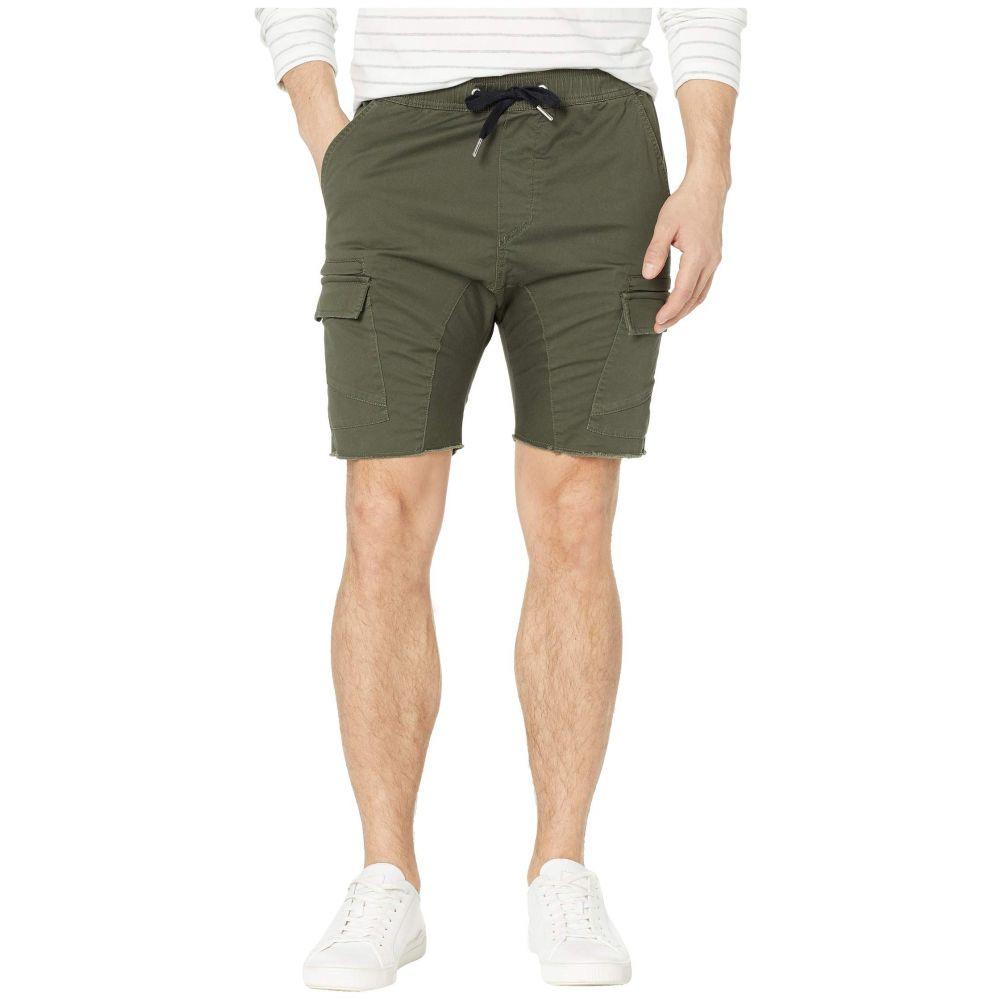 ゼインローブ Zanerobe メンズ ボトムス・パンツ ショートパンツ【Sureshot Lite Cargo Shorts】Military