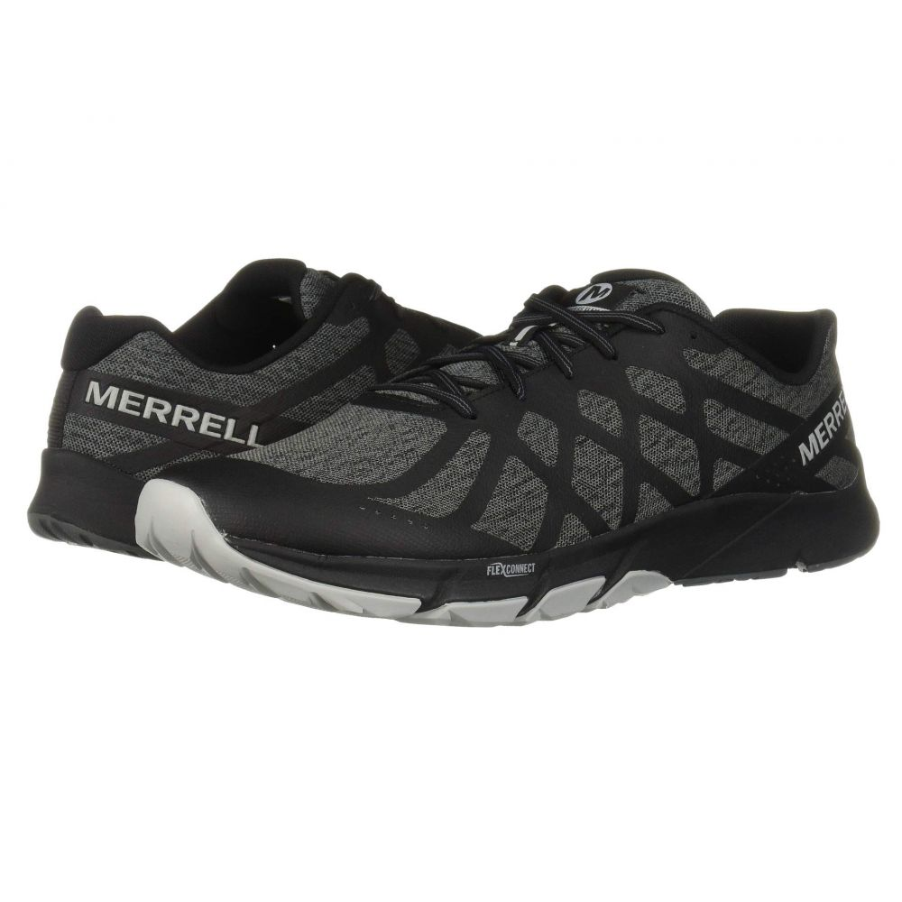 メレル Merrell メンズ ランニング・ウォーキング シューズ・靴【Bare Access Flex 2】Black