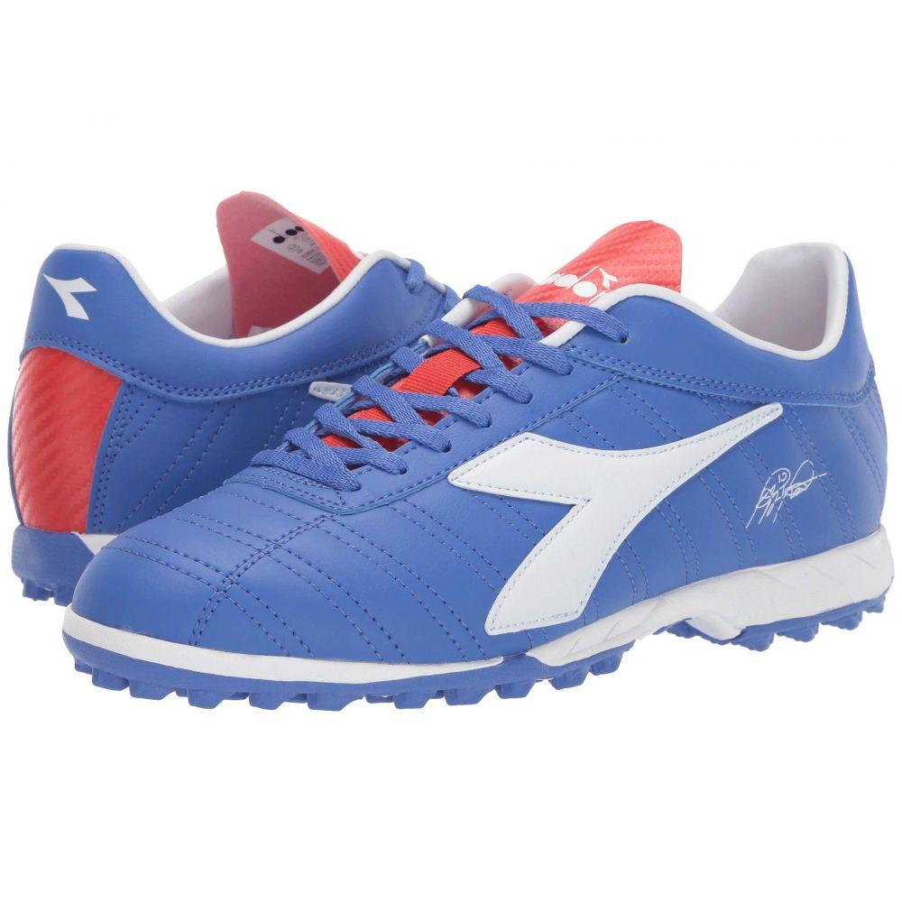 ディアドラ Diadora メンズ サッカー シューズ・靴【Baggio 03 R TF】Amparo Blue/White/Grenadine