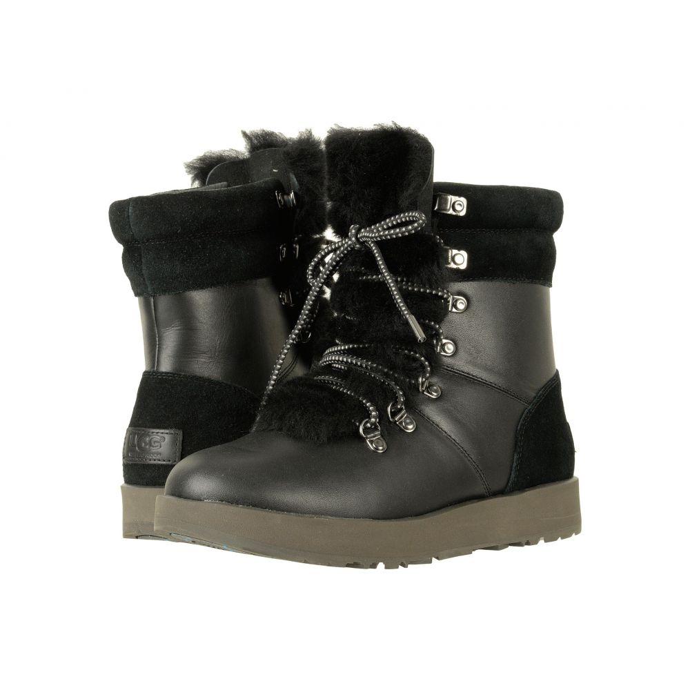 アグ UGG レディース シューズ・靴 ブーツ【Viki Waterproof】Black