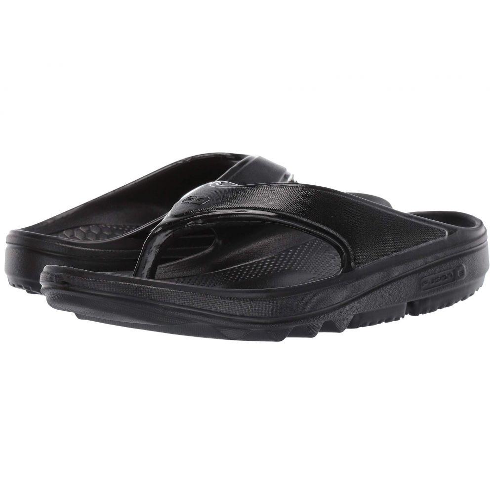 スペンコ Spenco レディース シューズ・靴 ビーチサンダル【Fusion 2 Fade】Black