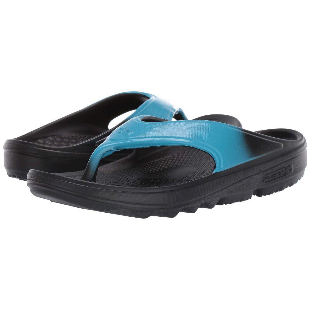 スペンコ Spenco レディース シューズ・靴 ビーチサンダル【Fusion 2 Fade】Hawaiian Blue
