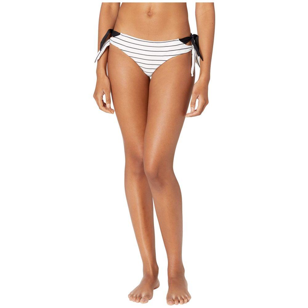 ロキシー Roxy レディース 水着・ビーチウェア ボトムのみ【Summer Delight Full Bottoms】Bright White Pool Stripes