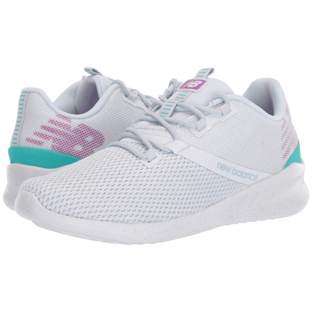 ニューバランス New Balance レディース ランニング・ウォーキング シューズ・靴【CUSH+ District Run】Arctic Fox/Voltage Violet