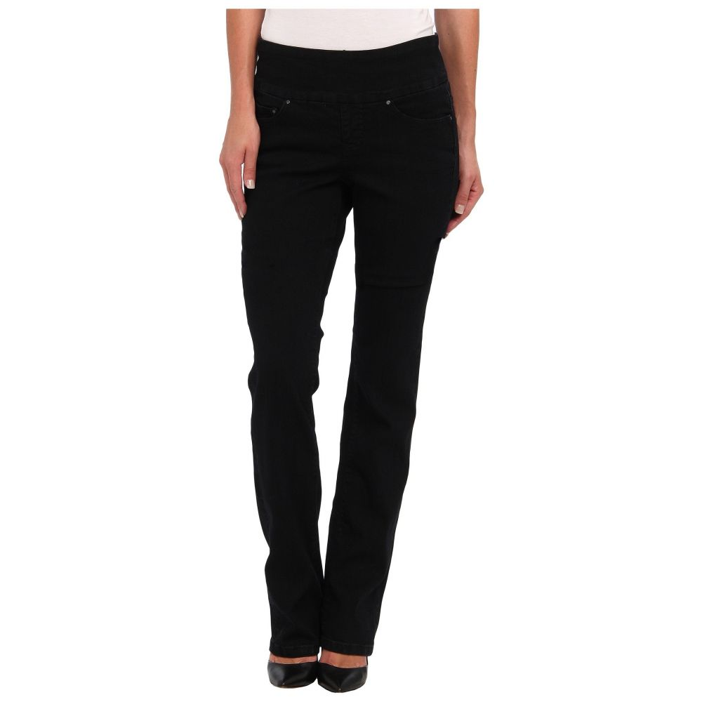 ジャグ ジーンズ Jag Jeans レディース ボトムス・パンツ ジーンズ・デニム【Paley Pull-On Slim Boot Jeans】Black Void