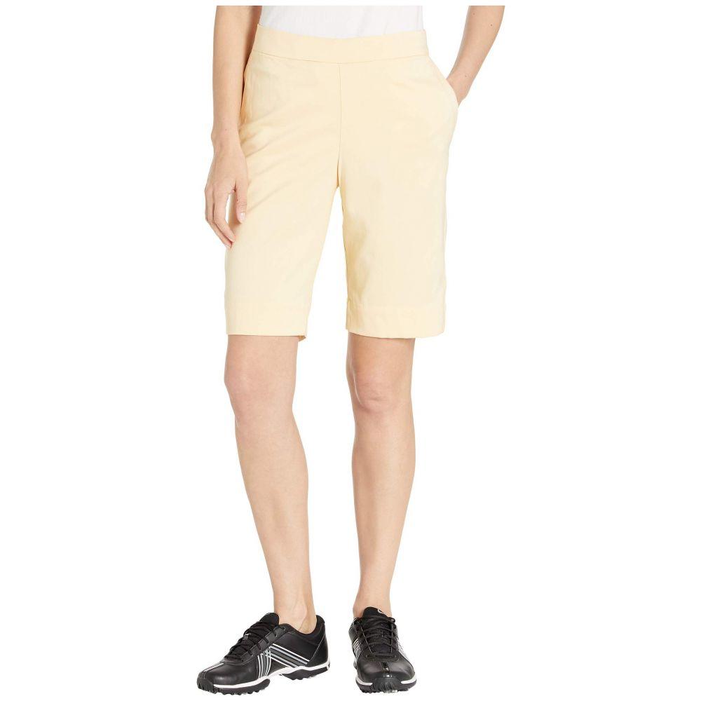 ナイキ Nike Golf レディース ボトムス・パンツ ショートパンツ【Dry Shorts Woven 11'】Pale Vanilla/Pale Vanilla