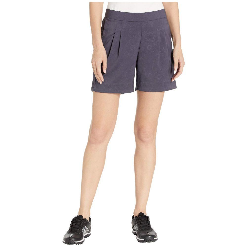 ナイキ Nike Golf レディース ボトムス・パンツ ショートパンツ【6' Dry UV SU Emboss Shorts】Gridiron/Gridiron