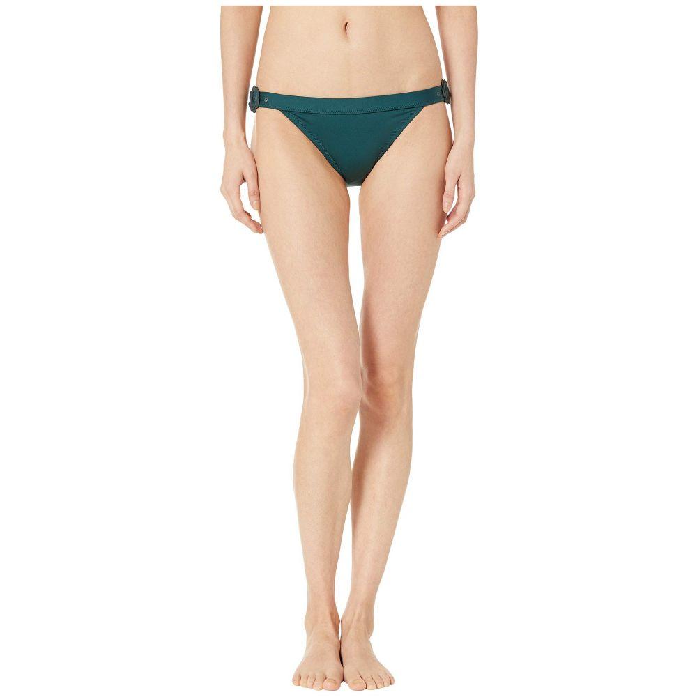 ケイト スペード Kate Spade New York レディース 水着・ビーチウェア ボトムのみ【Daisy Buckle Bikini Bottoms】Conifer