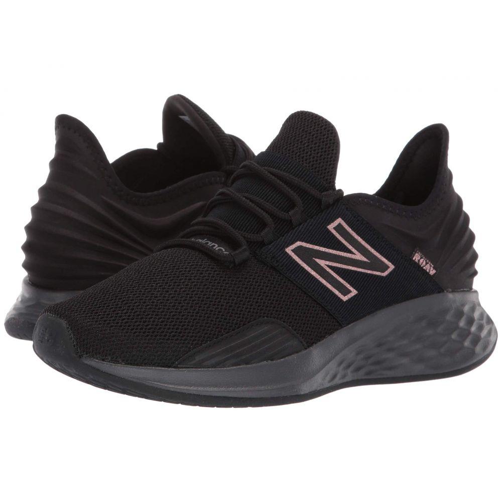 ニューバランス New Balance レディース ランニング・ウォーキング シューズ・靴【Fresh Foam Roav】Magnet/Black