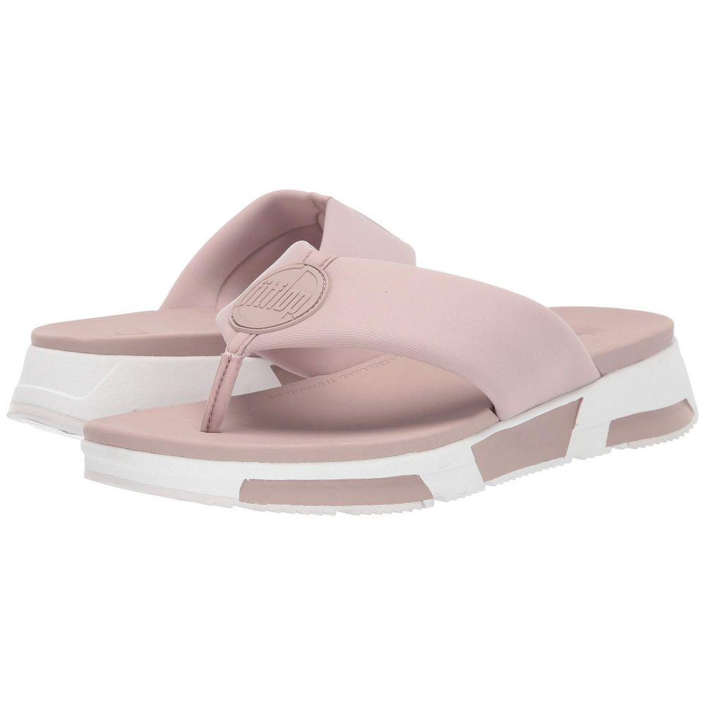 フィットフロップ FitFlop レディース シューズ・靴 ビーチサンダル【Sporty Logo Toe-Thong】Mink