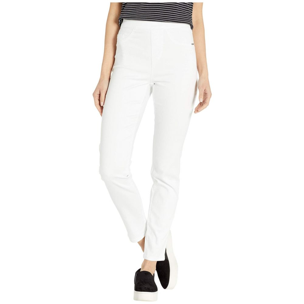 エフディジェイフレンチ FDJ French Dressing Jeans レディース ボトムス・パンツ ジーンズ・デニム【D-Lux Denim Pull-On Ankle in White】White