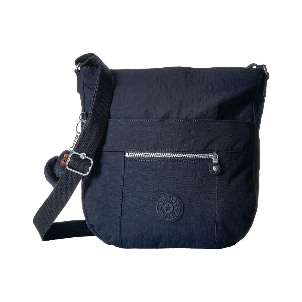 キプリング Kipling レディース バッグ ショルダーバッグ【Bailey Saddle Bag Handbag】True Blue