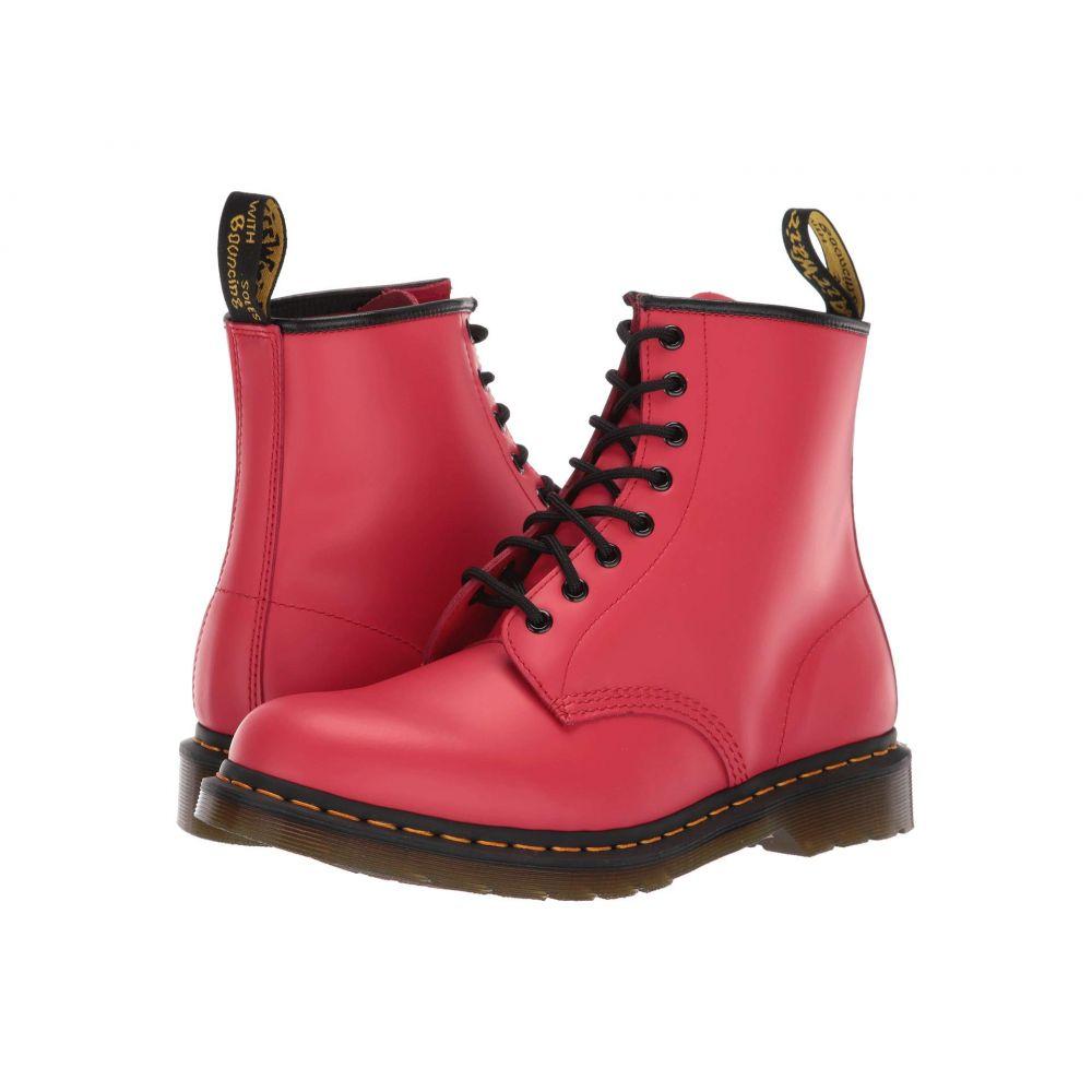 ドクターマーチン Dr. Martens レディース シューズ・靴 ブーツ【1460 Core】Satchel Red