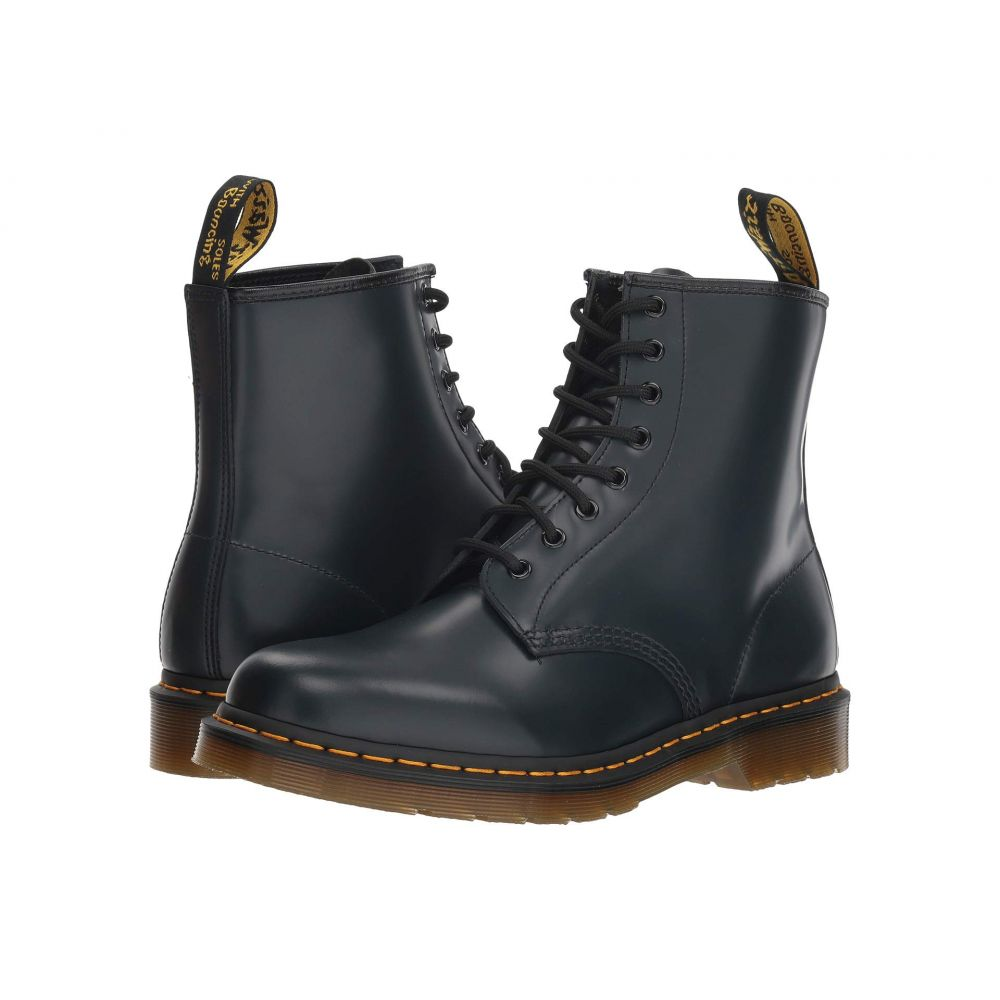 ドクターマーチン Dr. Martens レディース シューズ・靴 ブーツ【1460 Smooth】Navy Smooth
