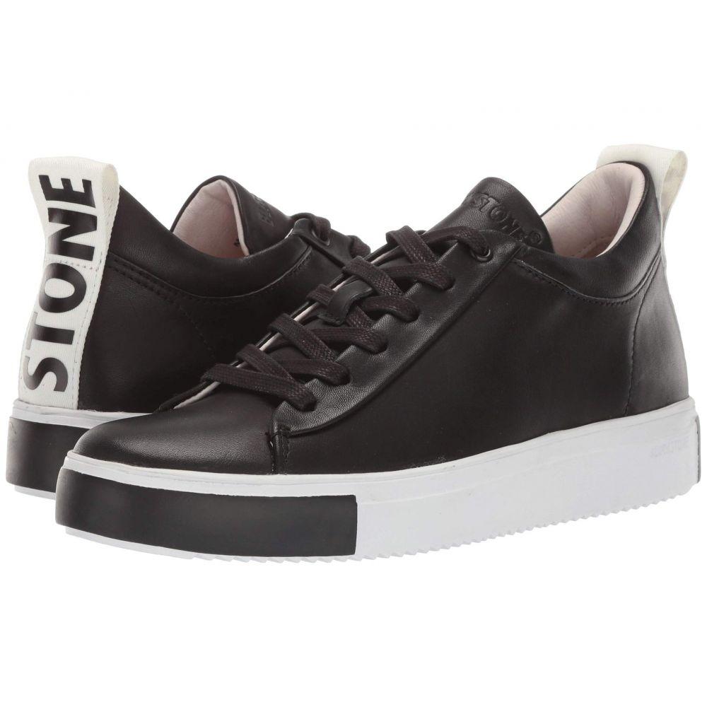 ブラックストーン Blackstone レディース シューズ・靴 スニーカー【Mid Sneaker Black Stone - RL65】Black