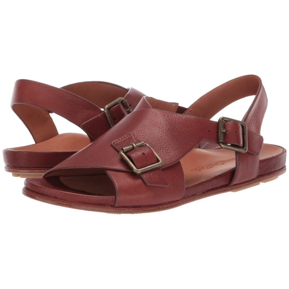 Leather L'Amour Des Pieds ラモールドピード シューズ・靴 レディース サンダル・ミュール【Dordogne】Brandy