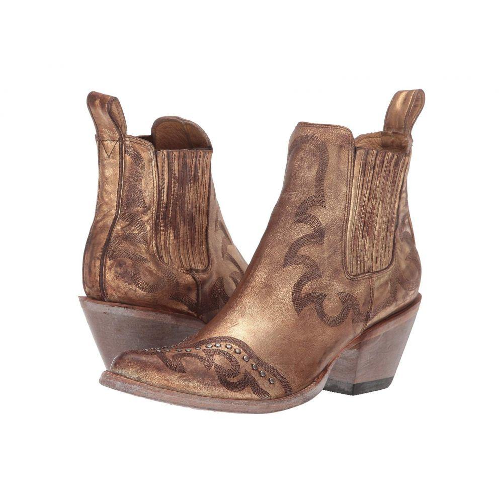 オールド グリンゴ Old Gringo レディース シューズ・靴 ブーツ【Shay】Metallic Gold