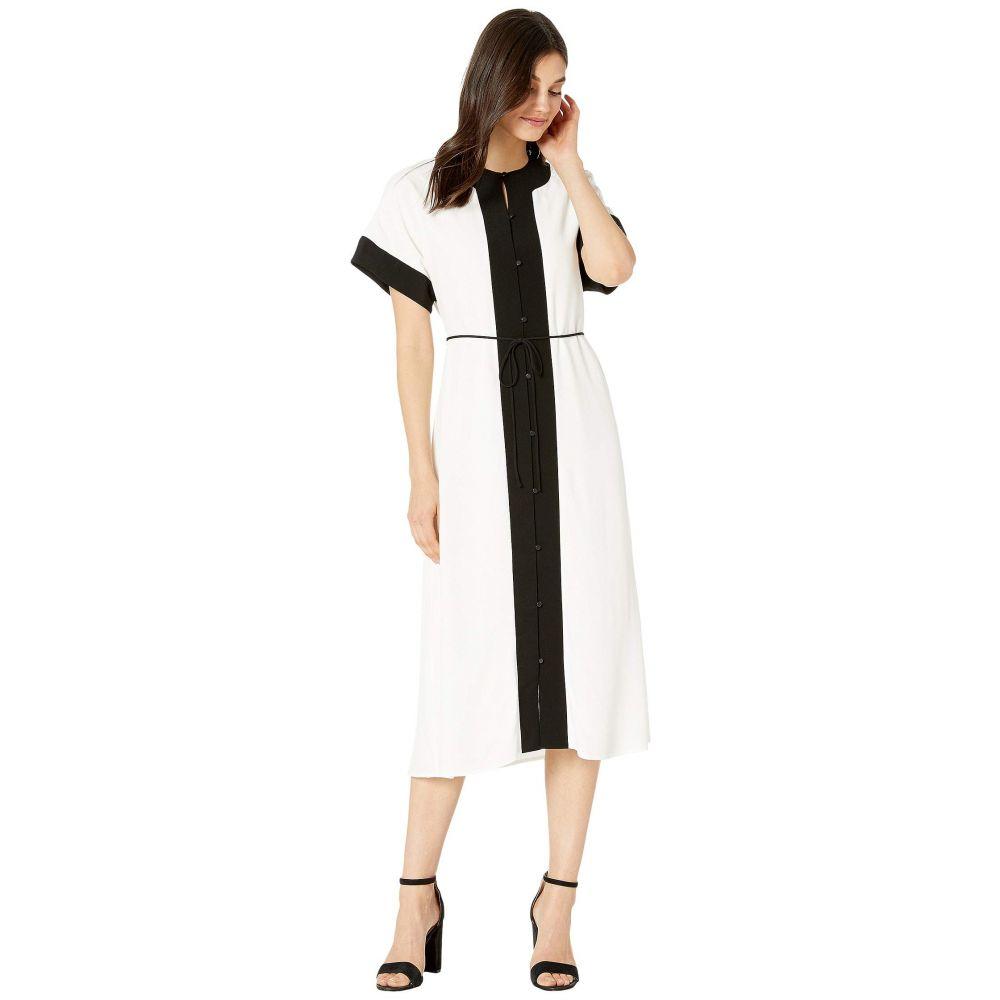 エキプモン EQUIPMENT レディース ワンピース・ドレス ワンピース【Claudine Dress】Nature White