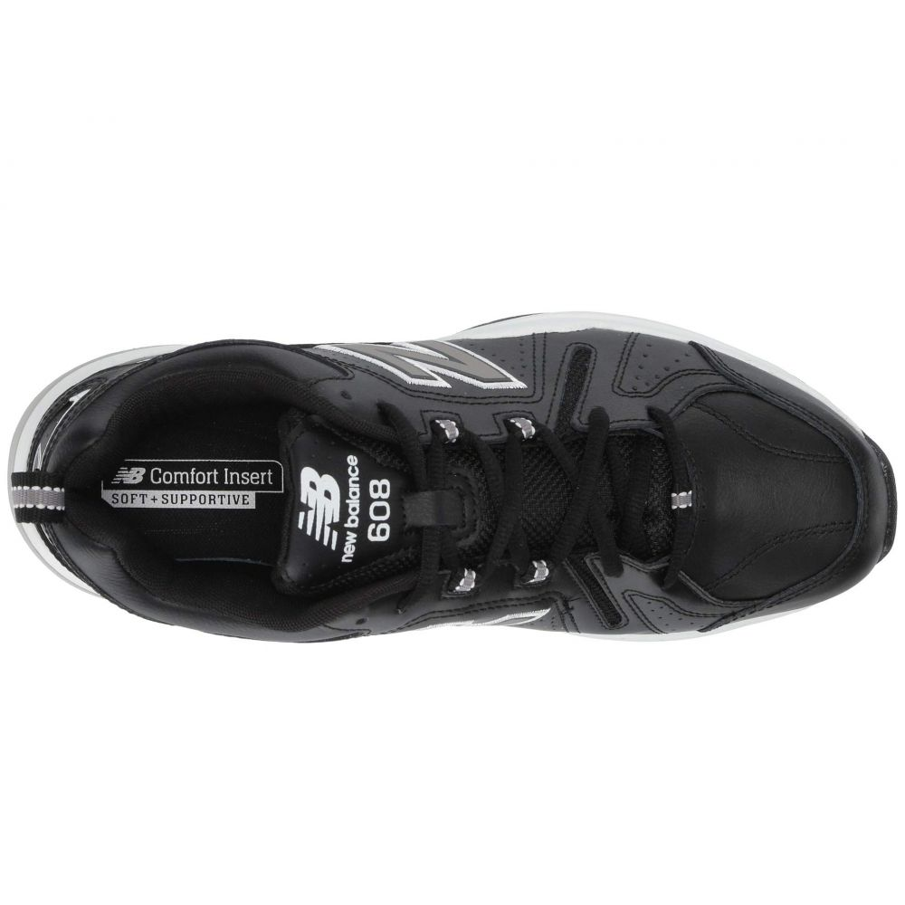 ニューバランス New Balance メンズ シューズ・靴 スニーカー MX608v5 Black WhiteCBordex