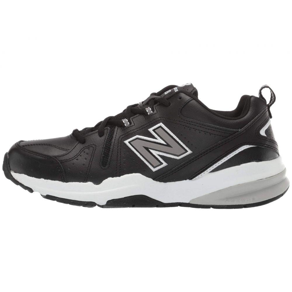 ニューバランス New Balance メンズ シューズ・靴 スニーカー MX608v5 Black WhitezSqMpUV