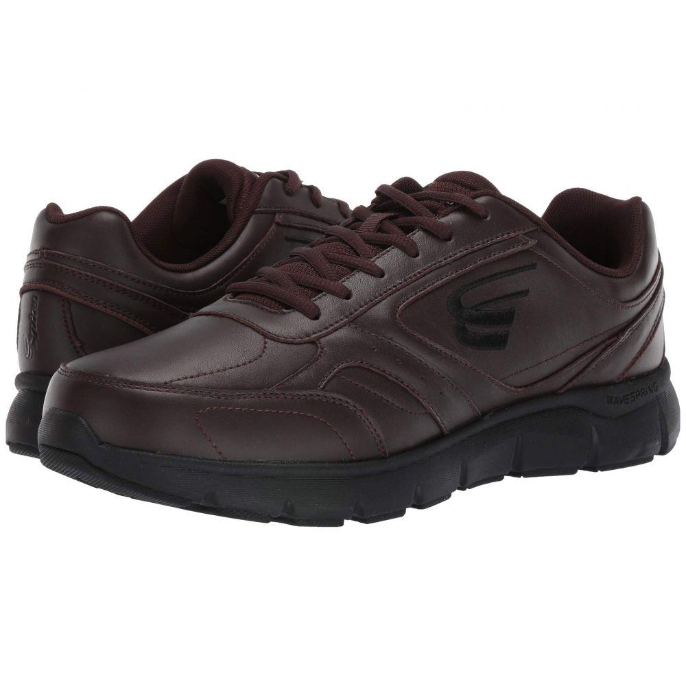 スピラ Spira メンズ シューズ・靴 スニーカー【WaveWalker】Brown