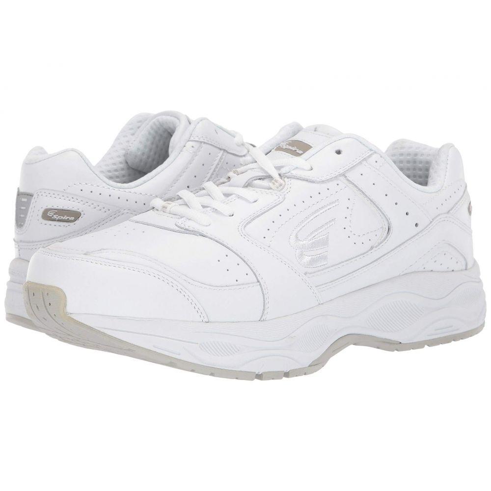 スピラ Spira メンズ シューズ・靴 スニーカー【Classic Walker 2】White/White