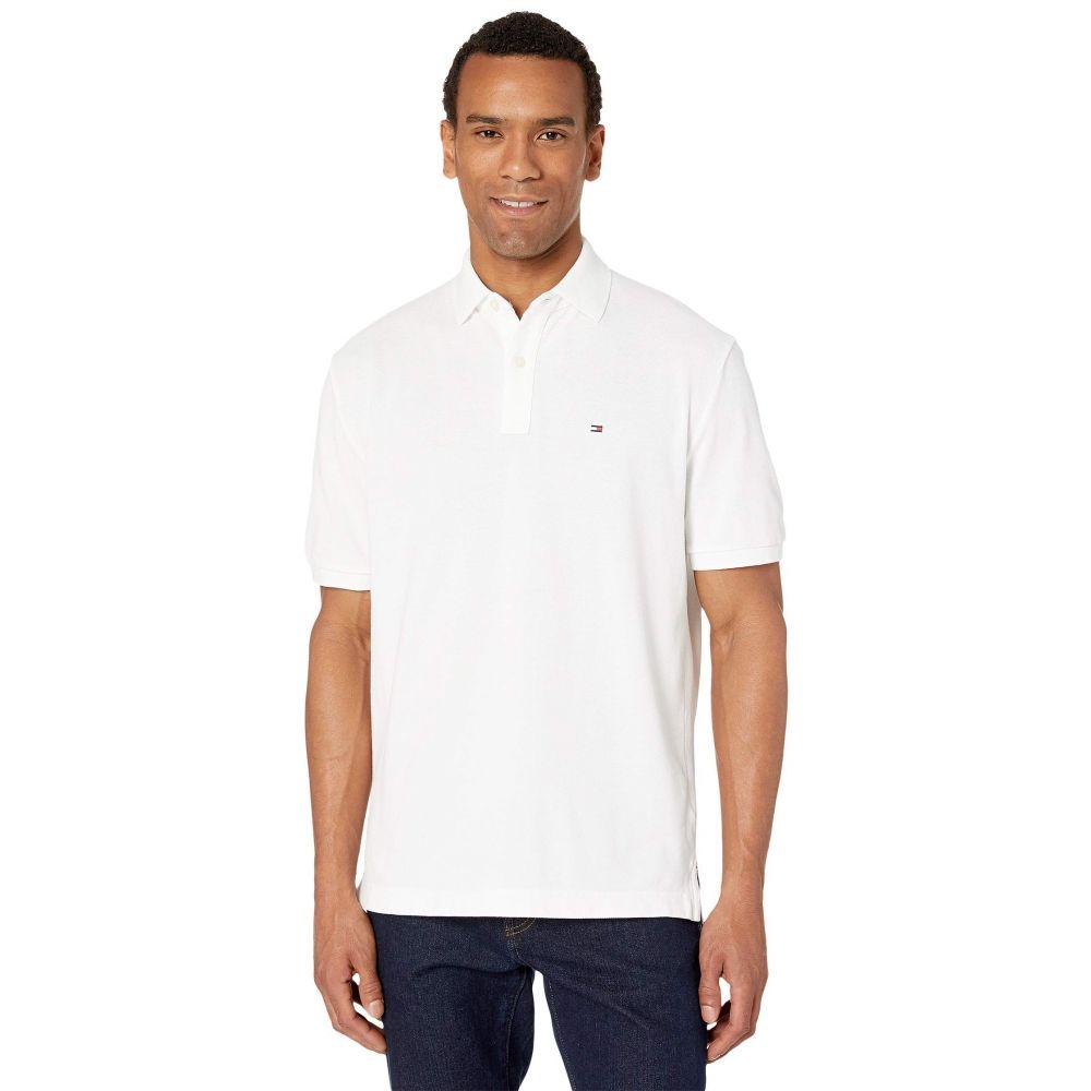 トミー ヒルフィガー Tommy Hilfiger メンズ トップス ポロシャツ【Ivy Polo Shirt Classic Fit】Bright White
