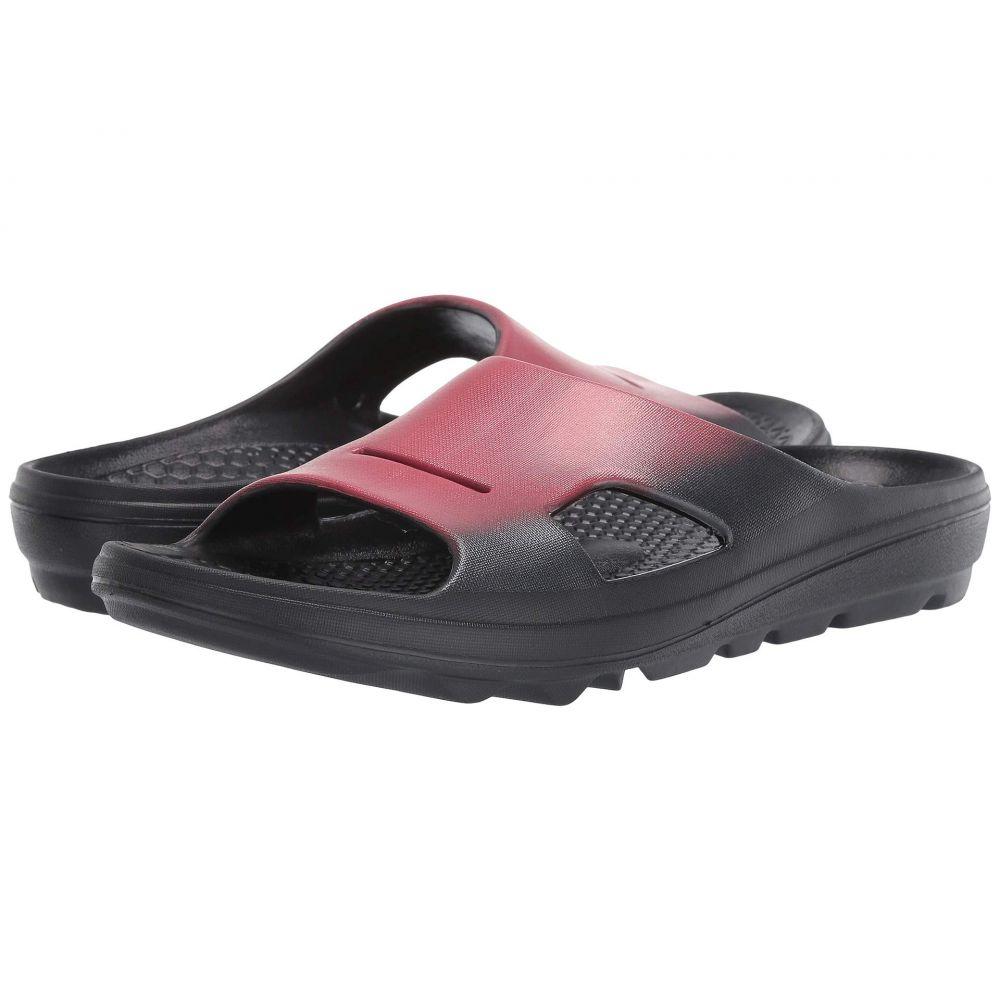 スペンコ Spenco メンズ シューズ・靴 サンダル【Fusion 2 Fade Slide】Red