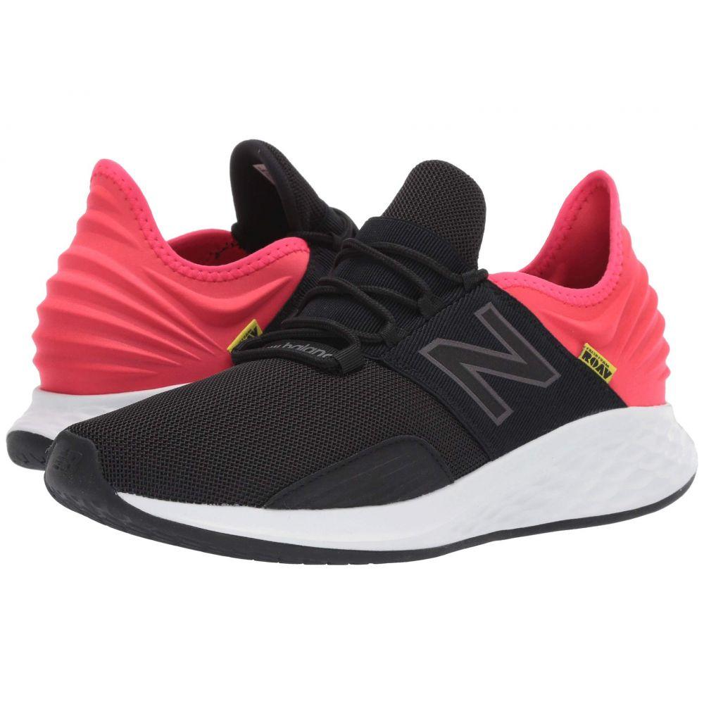 ニューバランス New Balance メンズ ランニング・ウォーキング シューズ・靴【Fresh Foam Roav】Black/Energy Red