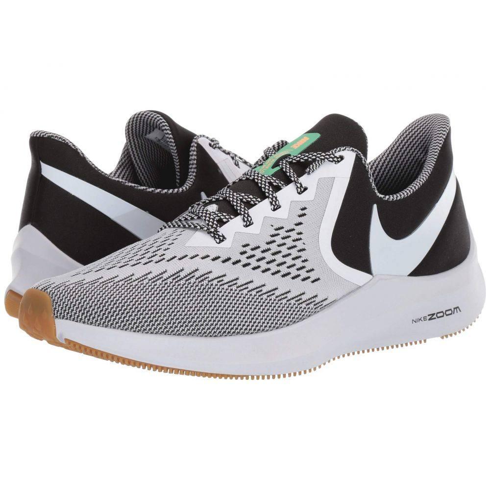 ナイキ Nike メンズ ランニング・ウォーキング シューズ・靴【Zoom Winflo 6 SE】Black/White/Gum Light Brown