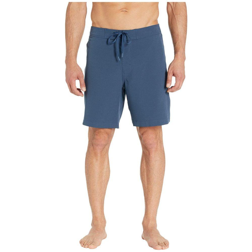 サザンタイド Southern Tide メンズ 水着・ビーチウェア 海パン【Stargaze Water Shorts】Dark Denim