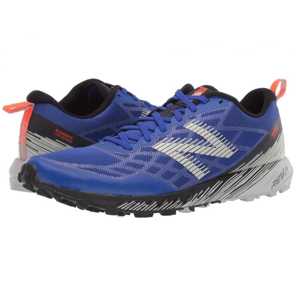 ニューバランス New Balance メンズ ランニング・ウォーキング シューズ・靴【Summit Unknown】UV Blue/Alpha Orange