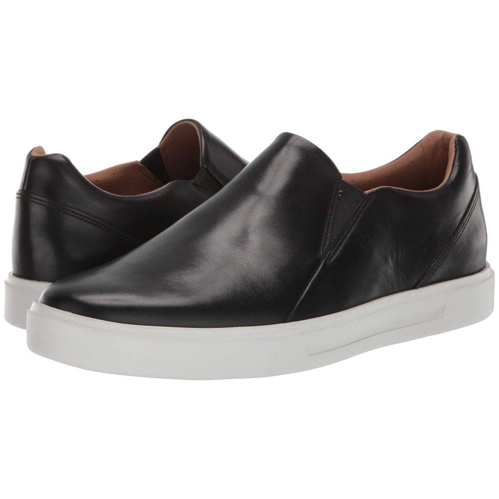 クラークス Clarks メンズ シューズ・靴 スニーカー【Un Costa Step】Black Leather