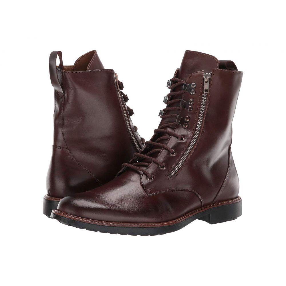 マッテオ マッシモ Massimo Matteo メンズ シューズ・靴 ブーツ【Side Zip Boot】Cafe