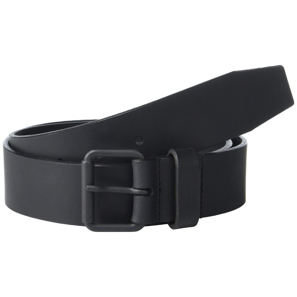 シャイノーラ Shinola Detroit メンズ ベルト【1 1/2' Rambler Belt】Black