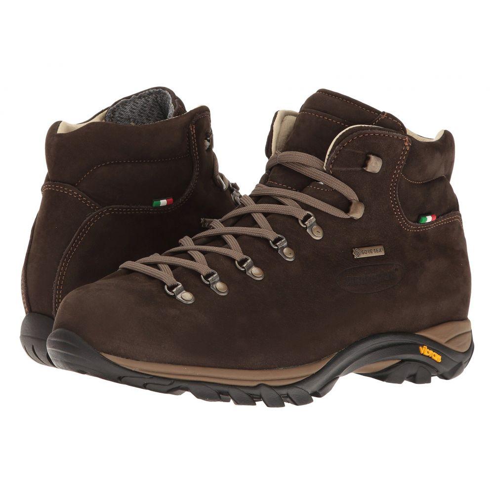 ザンバラン Zamberlan メンズ ハイキング・登山 シューズ・靴【Trail Lite EVO GTX】Dark Brown