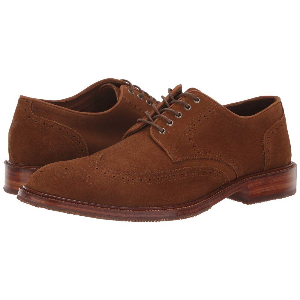 トラスク Trask メンズ シューズ・靴 革靴・ビジネスシューズ【Logan】Snuff English Suede