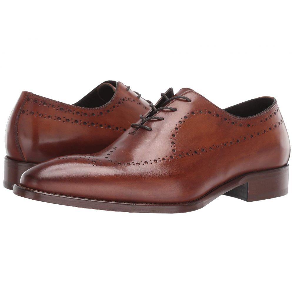 ジョンストンアンドマーフィー Wing J&M Collection Tip】Tan メンズ シューズ J&M・靴 革靴・ビジネスシューズ【Reece Wing Tip】Tan, オオイマチ:9108dbf5 --- finfoundation.org