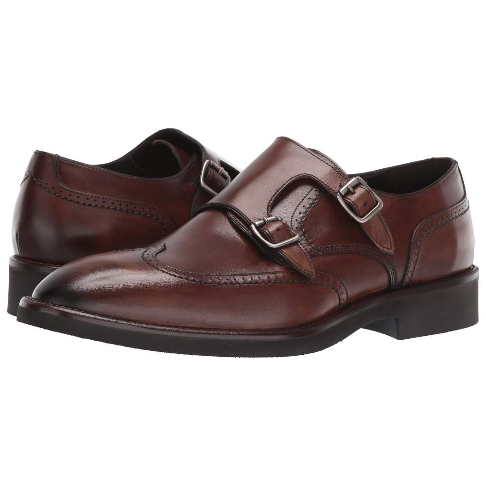 ジョンストンアンドマーフィー Monk】Brown J&M Collection シューズ・靴 メンズ シューズ・靴 革靴・ビジネスシューズ【Ridgeland Collection Monk】Brown, 彩器:b1704082 --- finfoundation.org