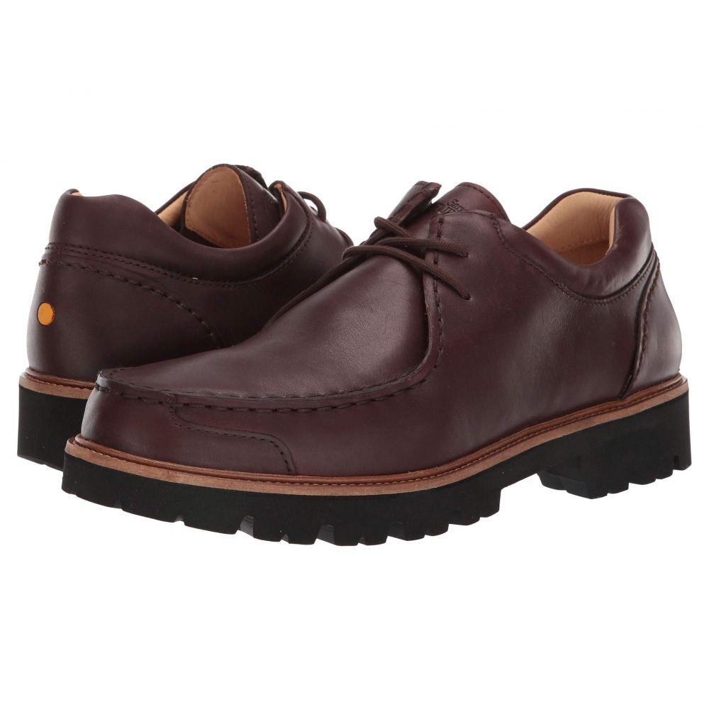 サムエル ハバード Samuel Hubbard メンズ シューズ・靴 革靴・ビジネスシューズ【Great North】Saddlebag Brown