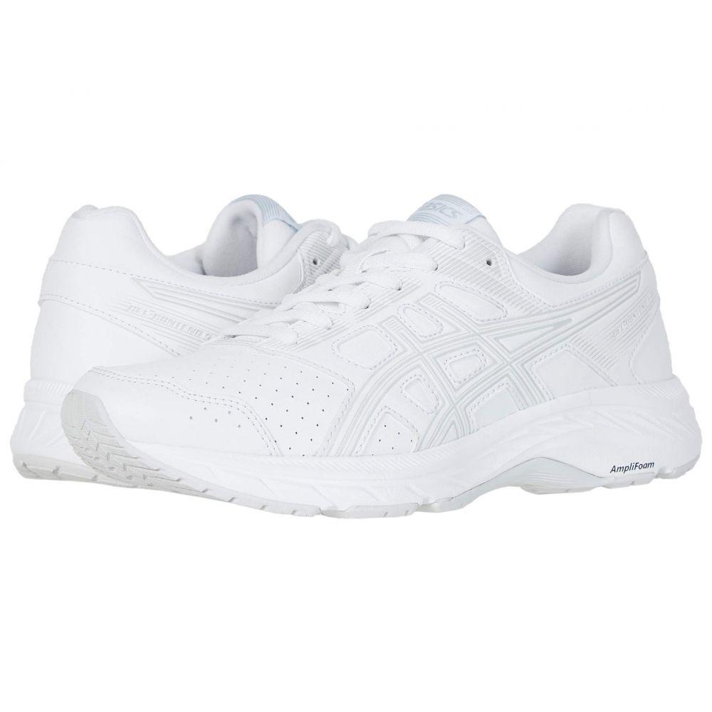 アシックス ASICS レディース ランニング・ウォーキング シューズ・靴【GEL-Contend Walker】White/Glacier Grey