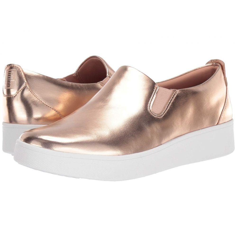 フィットフロップ FitFlop レディース シューズ・靴 スニーカー【Sania Skate】Rose Gold Metallic