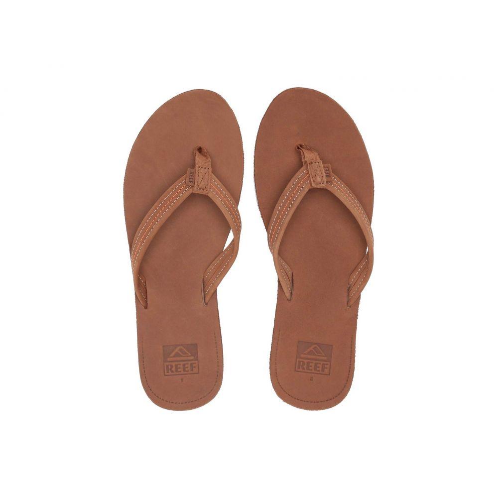 リーフ Reef レディース シューズ・靴 ビーチサンダル【Voyage Lite Leather】Saddle