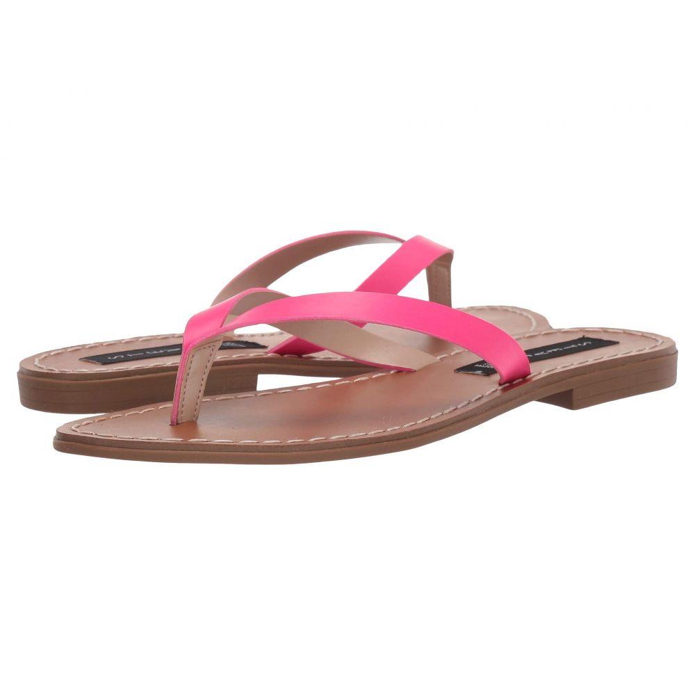 スティーブン Steven レディース シューズ・靴 ビーチサンダル【Chey】Pink Neon