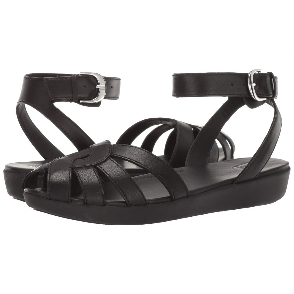 フィットフロップ FitFlop レディース シューズ・靴 サンダル・ミュール【Cova Weave】All Black